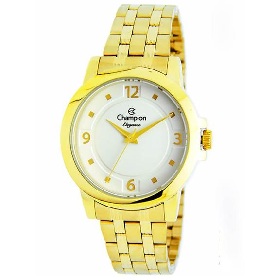 Relógio Champion Feminino Elegance Cn26797h