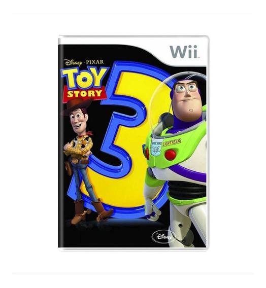 Disney Pixar Toy Story 3 - Nintendo Wii - Usado - Original