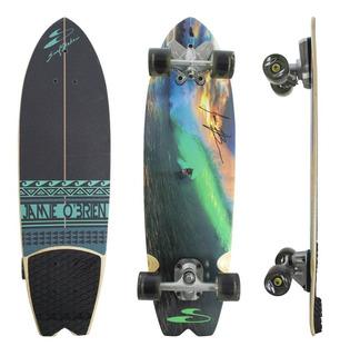 Skate Simulador De Surf Swelltech Surfskate Jamie Obrien Pro