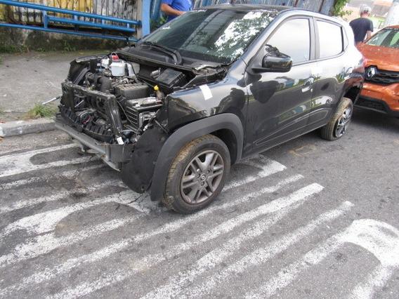 Renault Kiwd 2019 Sucata Apenas Para Retirada De Peças