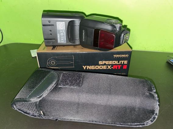 Flash Speedlite Yongnuo -rt Il - Para Canon