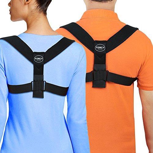 Corrector De Postura De Espalda Para Hombres Y Mujeres La