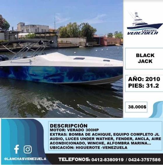 Lancha Black Jack Lv169