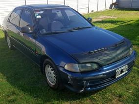 Honda Civic Ex (gnc)