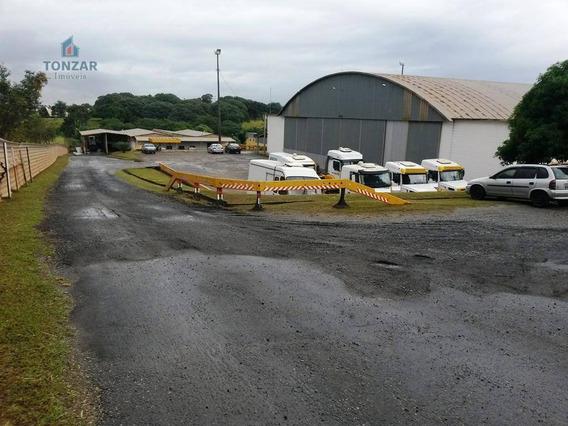 Área Comercial Para Venda E Locação, Jardim Nova América, Campinas. - Ar0172