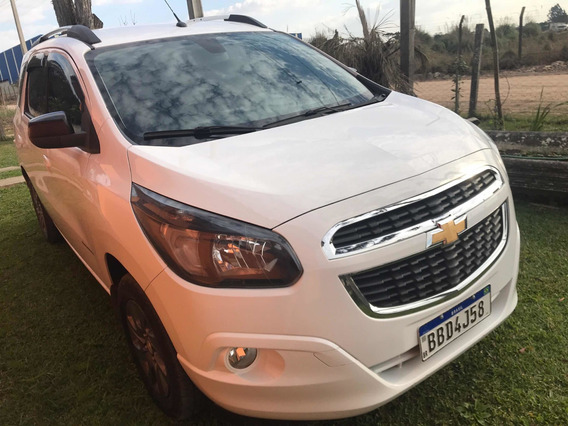Chevrolet Spin 1.8 Advantage 5l Aut. 5p 2017