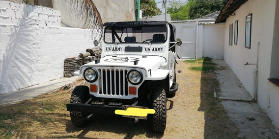 Jeep Willys Willys Modelo 1950