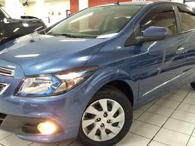 Chevrolet Prisma Lt 1.4 2015 Azul Flex