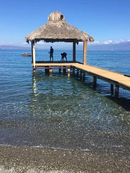 Se Renta Villa De Playa En Palmar De Ocoa