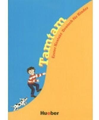 Tamtam - Erster Kontakt Deutsch Fur Kinder (texto + Exercici