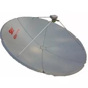 2 Antena Sky 150cm Nova