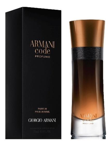 Decant Amostra Do Perfume Giorgio Armani Code Profumo 5ml