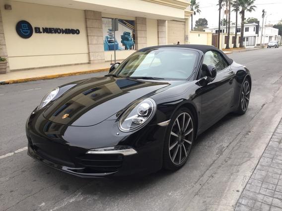 Porsche Carrera S Cabriolet 2012