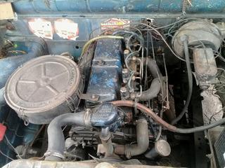 Motor Perkins 4/88 Potenciado - Titular Vende - Ver Video