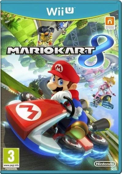Mario Kart 8 - Digital Wii U