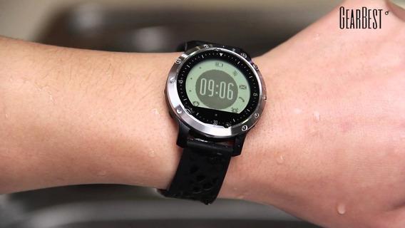 Prueba De Agua Reloj Pantalla Lcd Smartwatch Android Ios