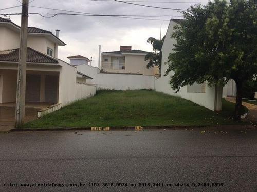 Terreno Para Venda Em Sorocaba, Condomínio Ibiti Royal - 1166_1-725927