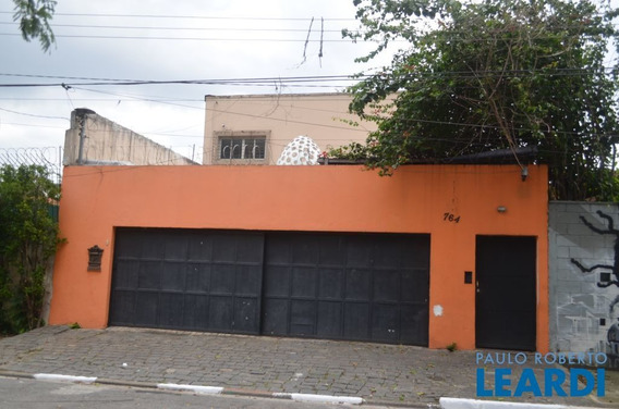 Casa Assobradada - Brooklin - Sp - 575774