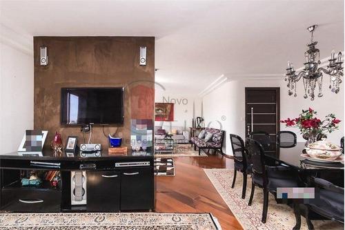 Apartamento - Parque Da Mooca - Ref: 8636 - V-8636