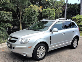 Chevrolet Captiva Sport 3.0 Paq. D V6 R-17 At Impecable !!!!