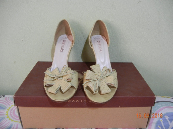 Zapatos De Dama Paruolo