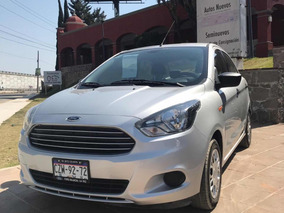 Ford Figo Impulse Sedan At 2018 Único Dueño, Perfecto Estado