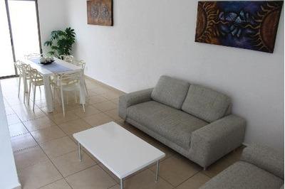 Se Renta Casa Amueblada En Condominio Con Alberca En Playa Del Carmen