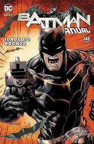 Batman Anual-a Idade Do Bronze
