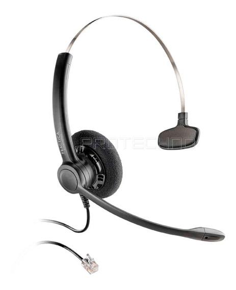 Headset Vincha Plantronics Sp11 P/ Telef. Ip Cisco
