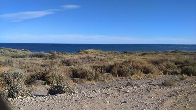 Lotes En Venta Frente Al Mar Las Grutas-piedras Coloradas