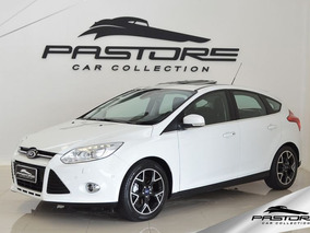 Ford Focus Titanium Plus Powershift 2014