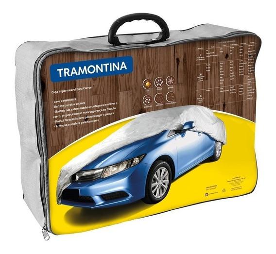 Capa Impermeável Para Carros Tamanho G 43780003 Tramontina