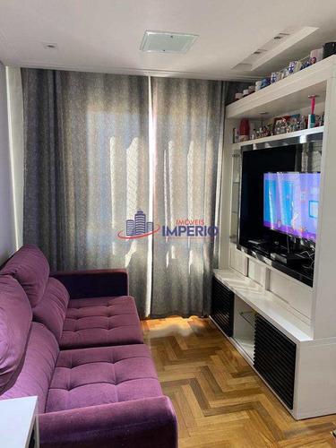 Apartamento Com 3 Dorms, Vila Venditti, Guarulhos - R$ 275 Mil, Cod: 6592 - V6592
