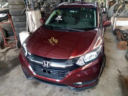 Honda Hr-v 1.8 Exl Flex Aut. 5p Para Venda De Peças