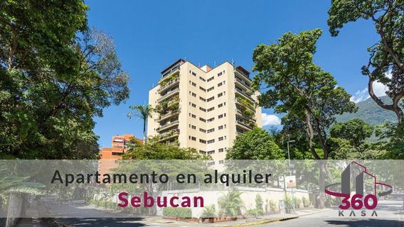 Apartamento En Alquiler O Venta En Sebucán Con Vista Al Ávila