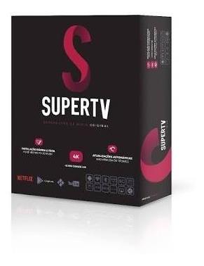 Super Tv Original Com Garantia