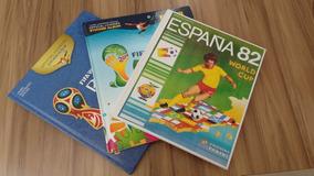 Álbum De Todas As Copas Do Mundo