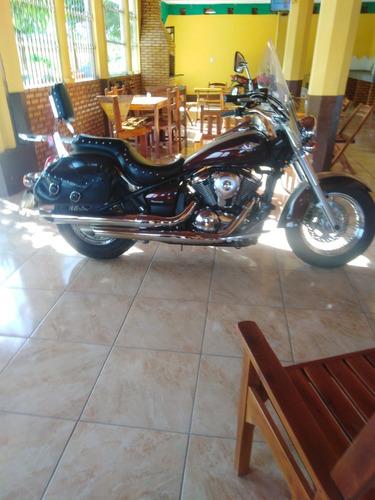Moto Kawasaki Vulcan 900 Classic Lt