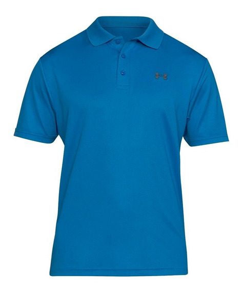Playera Polo Performance Hombre Under Armour Ua2736