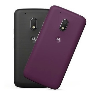 Motorola Moto G4 Play Dual Sim Negro Cubierta De Lava Xt1601