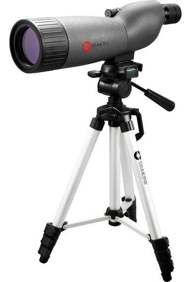 Monocular Telescopio Simmons Prosport 20-60x60 Con Tripie !