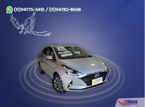 Imagem 1 de 12 de Hyundai Hb20s  Diamond 1.0 Tb Flex 12v Aut. Flex Automático