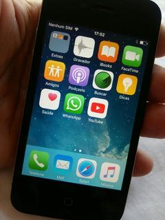 iPhone 4 16g Usado