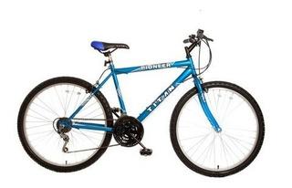 Bicicleta De Montana Titan Pioneer 12 Velocidad De Los Homb