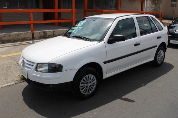 Volkswagen Gol 1.0 Mi 8v Flex 4p Manual G.iv