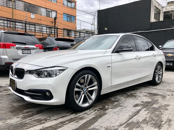 Impecable Bmw Serie 3 330ia M Sport 2016 2.0 Turbo Puebla