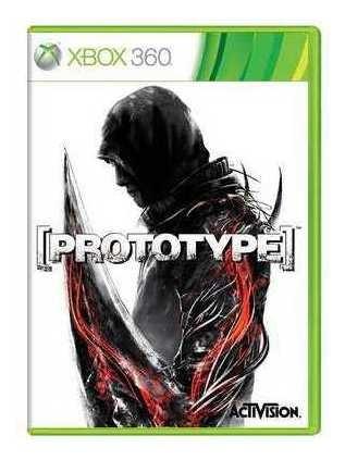 Prototype Xbox 360 Original Físico