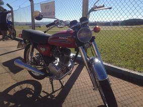Honda Cg 1978 Bolinha