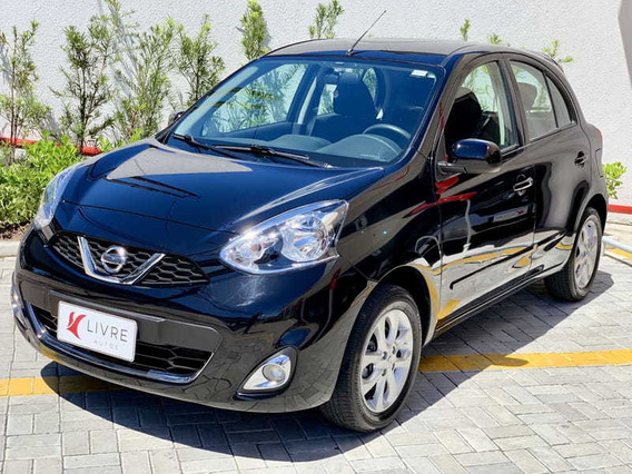 Nissan March Sv 1.6 16v Flex Fuel 5p 2015