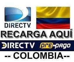 Activacion Y Recargas Directv Colombiano